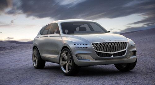 제네시스 첫 SUV 'GV8' 등 프리미엄 SUV 줄줄이 쏟아진다